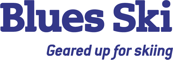 Blues Ski Logo